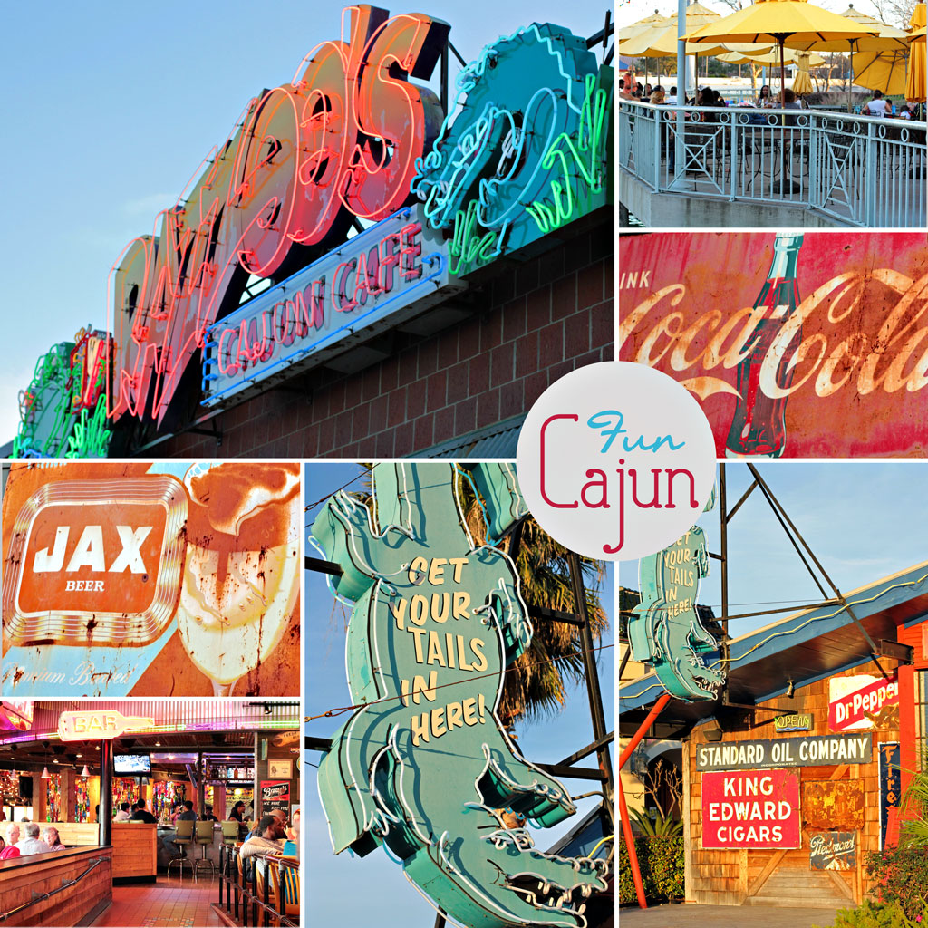 cajun-fun restaurant-collage-mosaic-re