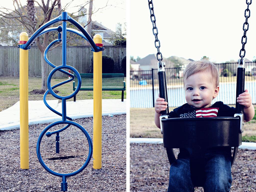 playground-swing-set