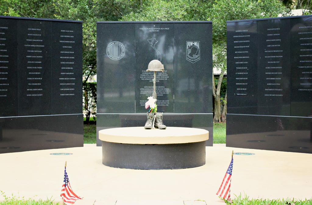 vietnam-veterans-memorial-in-southern-florida