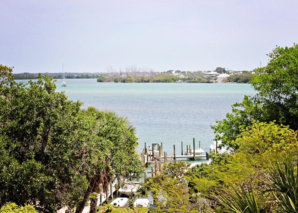 view-from-cabbage-key-lighthouse