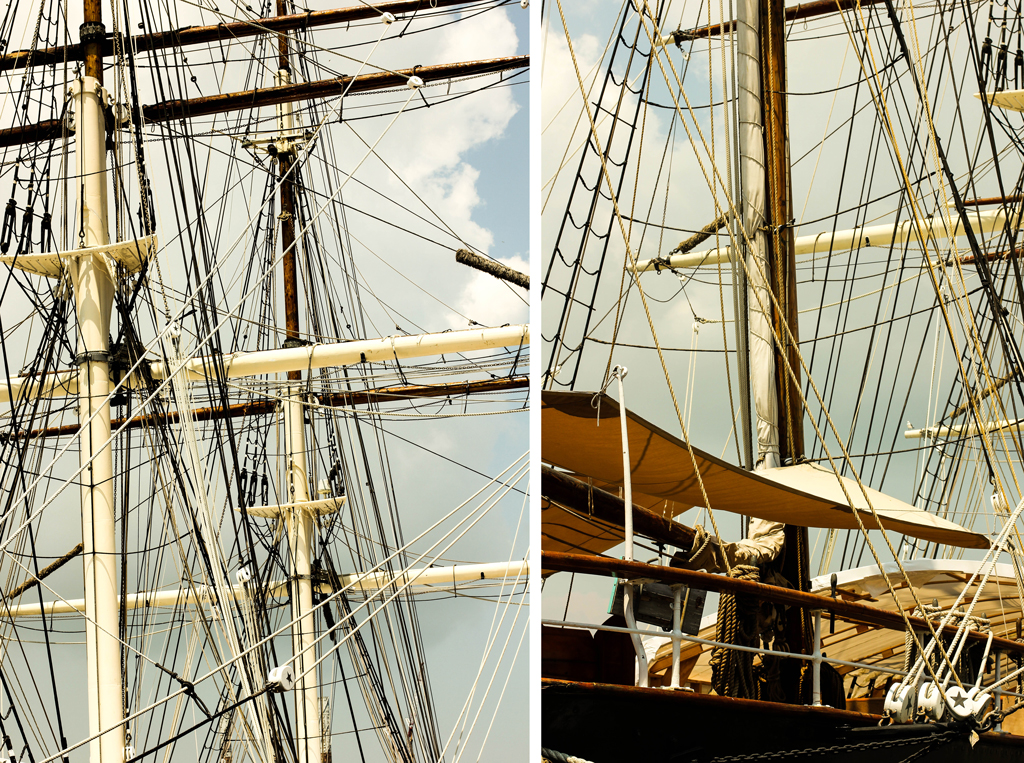 clipper-ship-collage