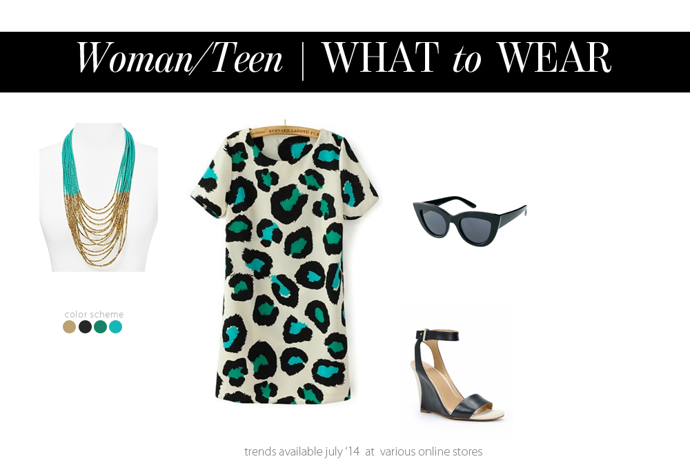 July 2014 What To Wear 2