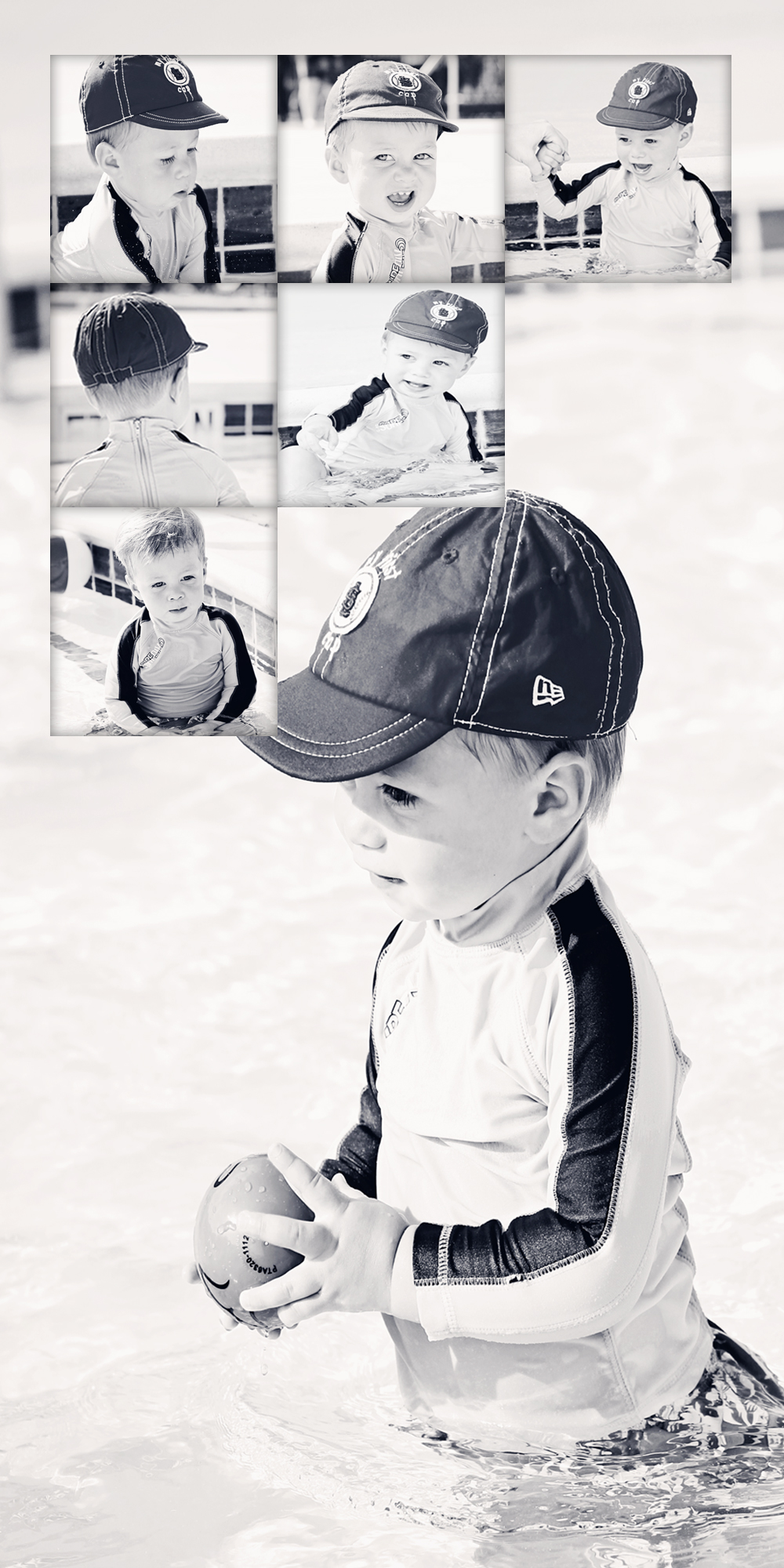 toddler-photography-in-black-and-white-collage-wall-art