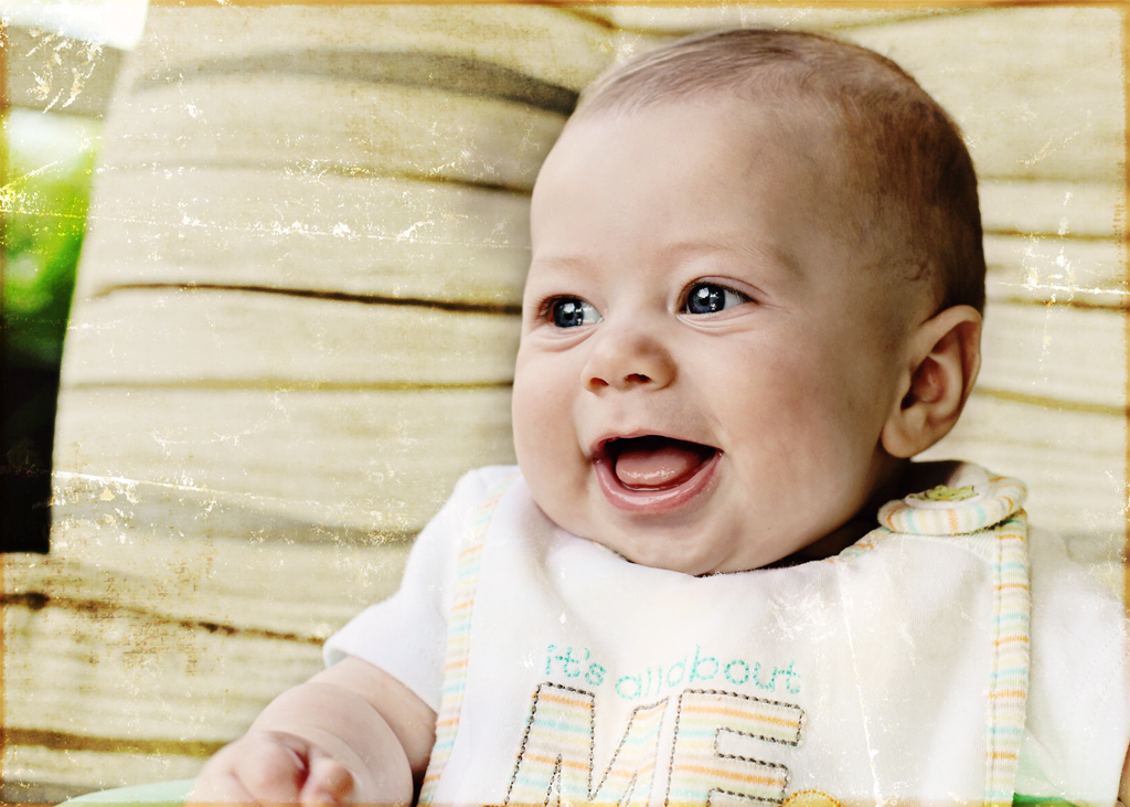 5-month-old-baby-boy-laughing
