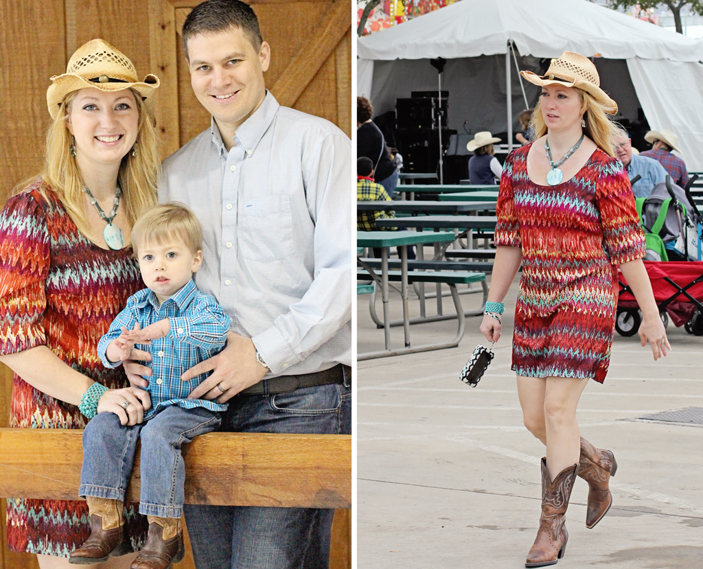 family-at-houston-rodeo
