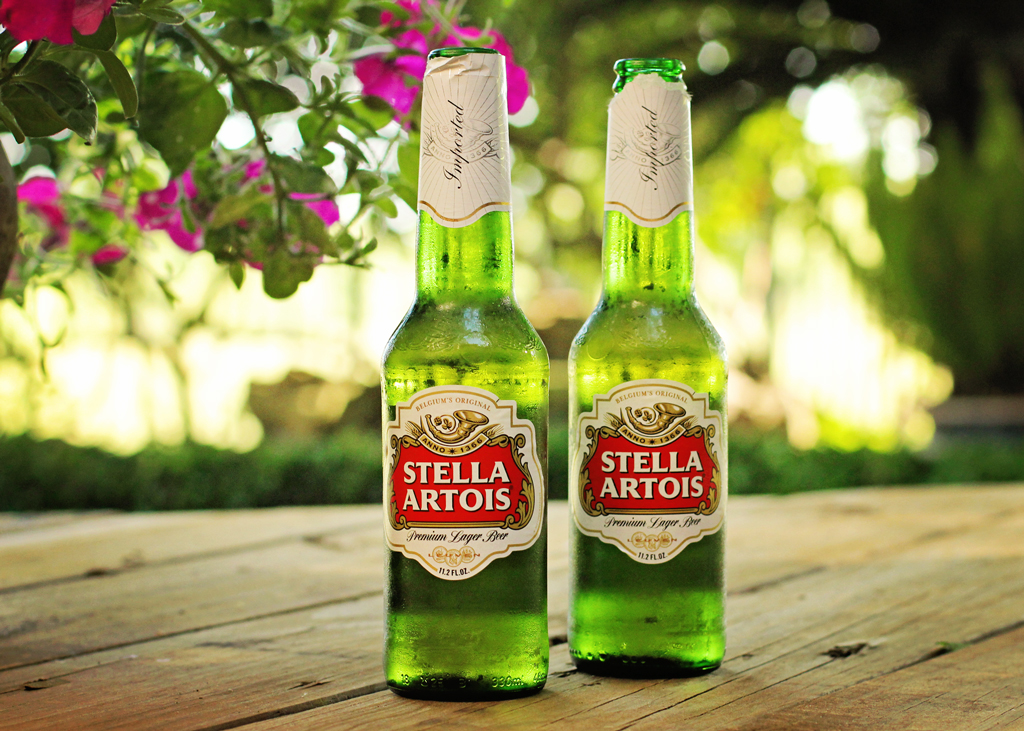 stella-artois-beer-on-a-deck-celebrating