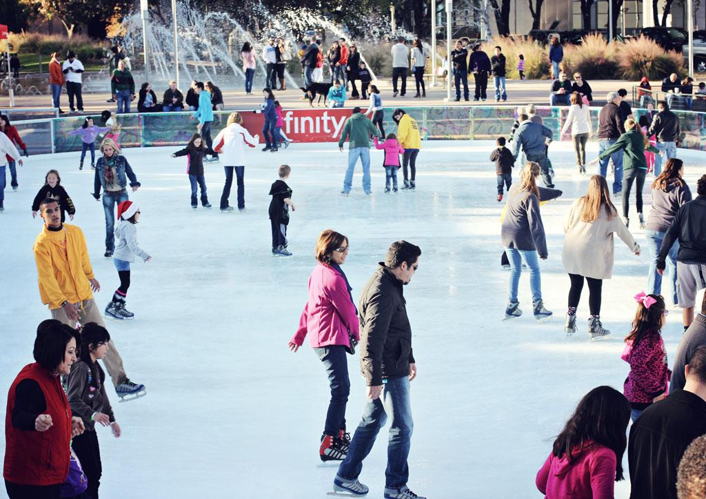 ice-skating-houston-texas