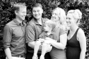 black-and-white-family-photography