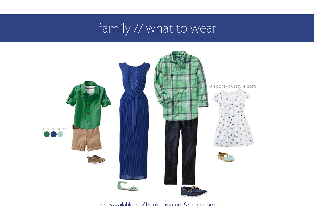 May 2014 What To Wear