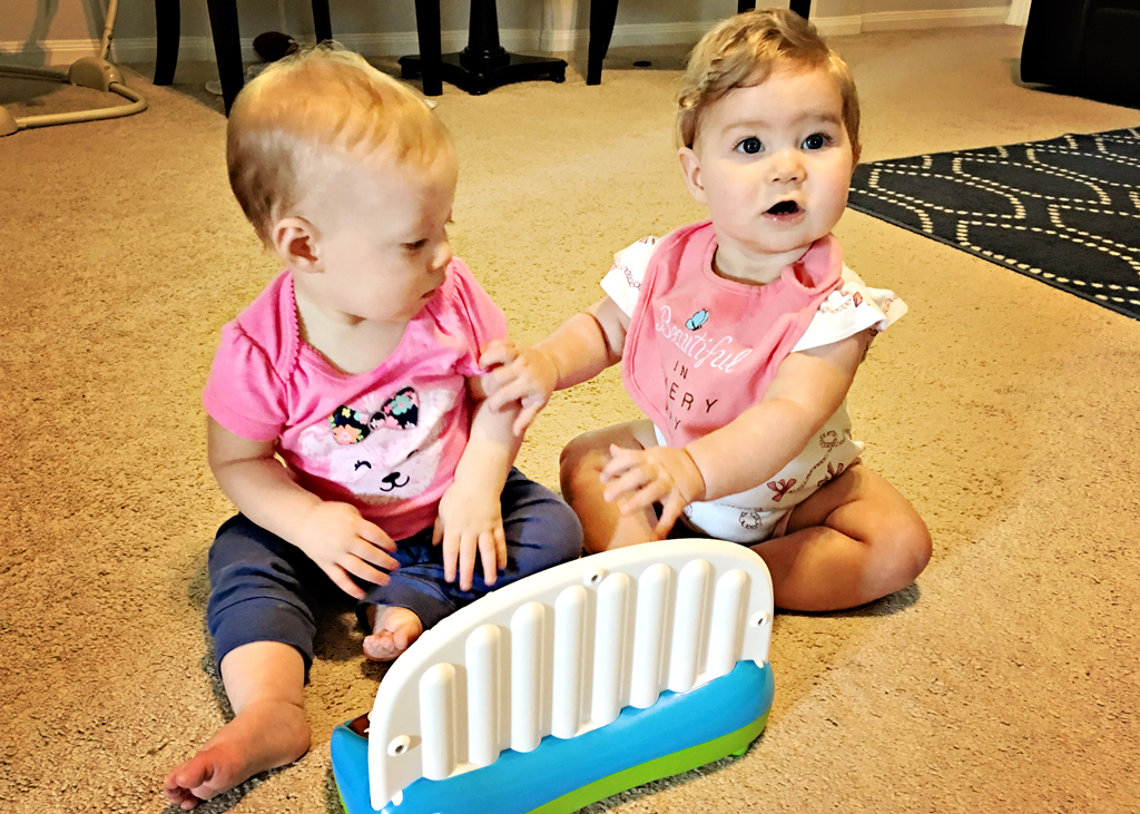 8-and-9-month-old-baby-girls